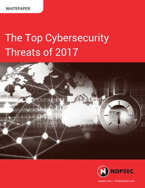 2017 Cyber threats and risks