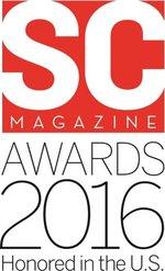 SC Magazine 2016 Trust Award Finalist